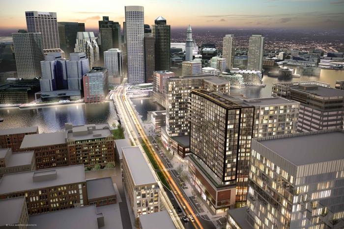 One Seaport Square Is Slated To Open In 2017