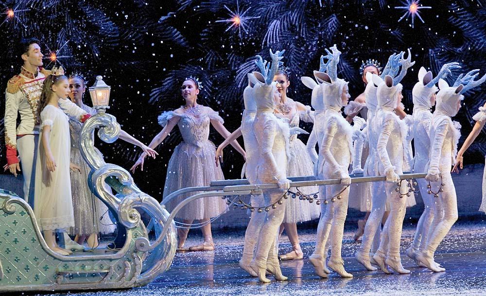 Boston Ballet Swan Lake And The Nutcracker