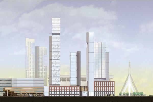 Boston Developments Set To Transform Government Center Century 21