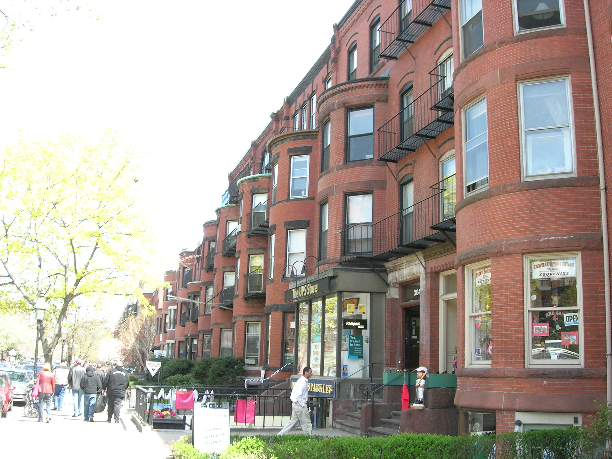 Part 1 - Unofficial Tourist Guide: Boston's Back Bay ...