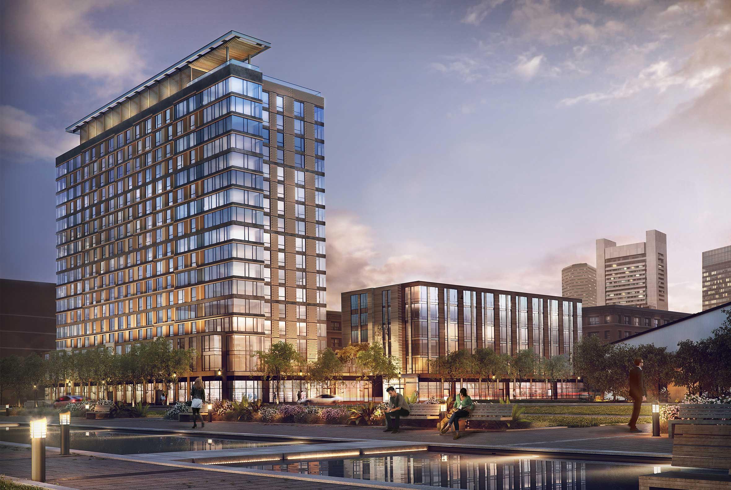New Development Watermark Seaport Century 21 Cityside