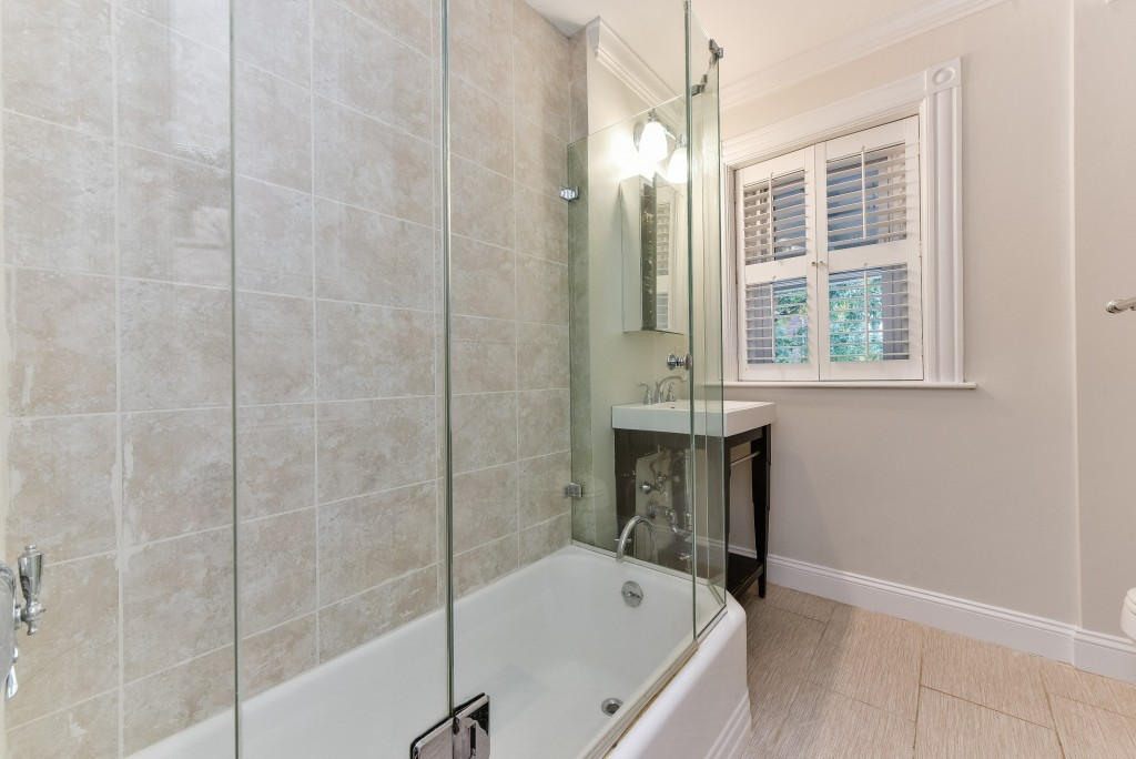 Prepare your home to sell. Updated bathroom