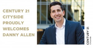 Century 21 Cityside welcomes Danny Allen